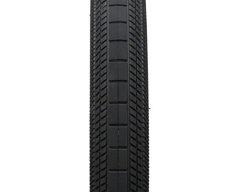 Tioga StreetBlock Tire: 20x2.15 Wire Bead Black