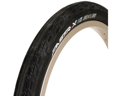 "Tioga Fastr-X S-spec BMX Tire (Black) (20"") (1.85"")"