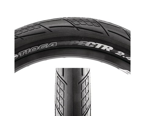 Tioga SPECTR Tire (Black) (20 x 2.40)