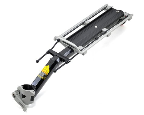 Topeak MTX A-Type Seatpost Bike Rack (Black) (Small Frames)