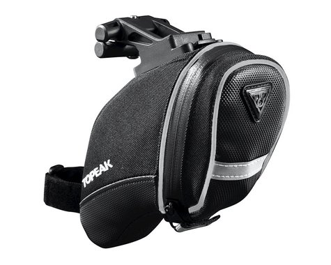 Topeak Wedge Aero iGlow Led Clip-On Saddle Bag