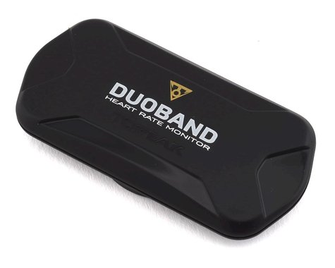 Topeak Computer Duoband Heart Rate Monitor Set (Bluetooth/Ant+)