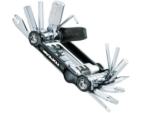 Topeak TPK Mini 20 Pro 20-Function Multi-Tool Black