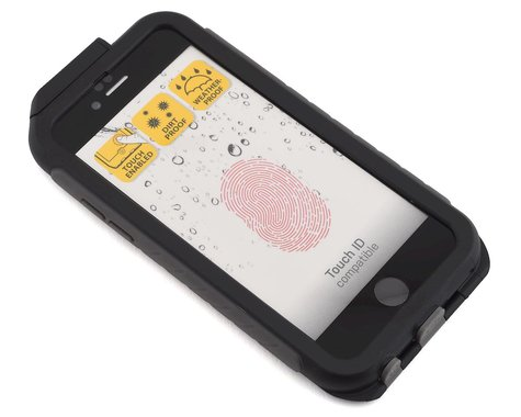 Topeak Waterproof RideCase w/ RideCase Mount (Black) (iPhone 6/6s)