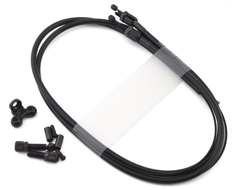 Total BMX DBS Dual Lower Detangler Cable Kit (Black)