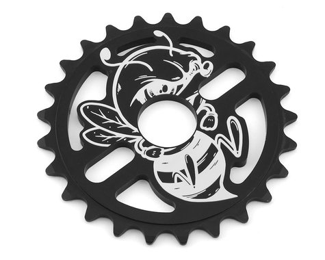 Total BMX Killabee Sprocket (Kyle Baldock) (Black/White) (25T)