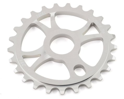 Total BMX Rotary Sprocket (Silver) (25T)