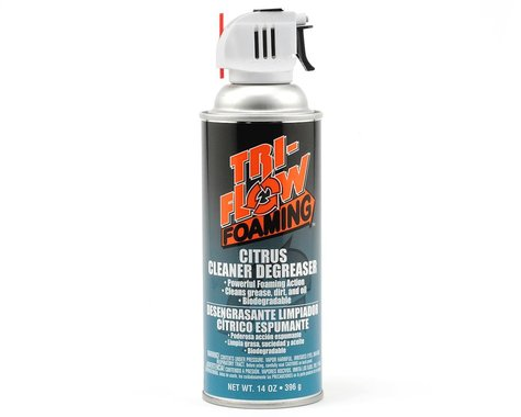 Tri-Flow Foaming Degreaser (14 oz)