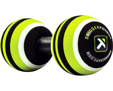 "Trigger Point MB2 Massage Roller Ball Set (Green/Black/White) (2.6"" Diameter)"