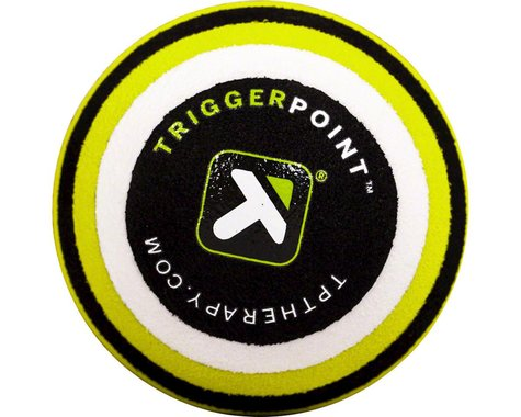 "Trigger Point 2.5"" Massage Ball (Green/Black/White)"