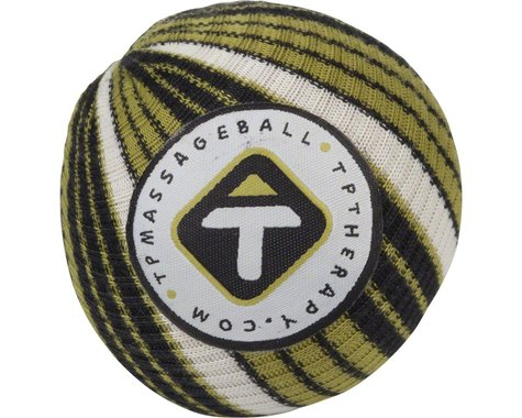 TriggerPoint Massage Ball: Green/White/Black