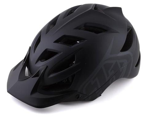 Troy Lee Designs A1 Helmet (Drone Black) (XL/XXL)