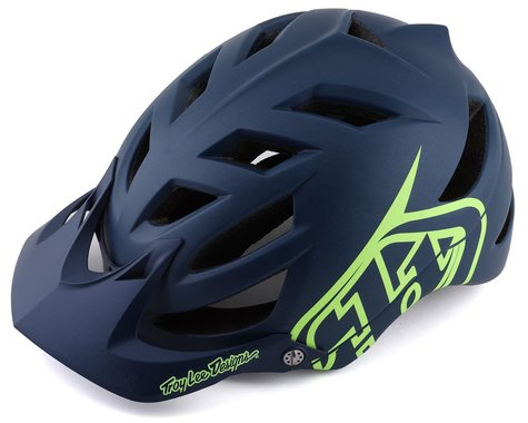 Troy Lee Designs A1 Helmet (Drone Marine/Green) (M/L)