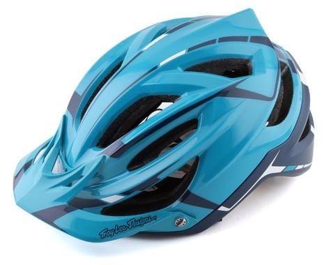 Troy Lee Designs A2 MIPS Helmet (Silver Marine) (XL/XXL)
