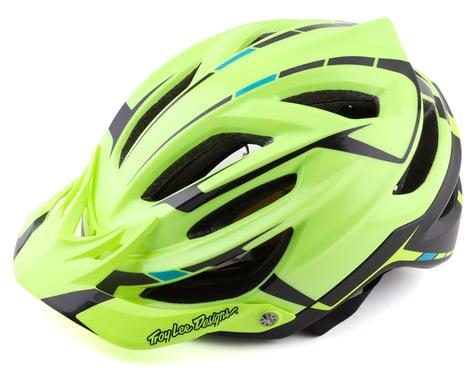 Troy Lee Designs A2 MIPS Helmet (Silver Green/Grey) (XL/XXL)