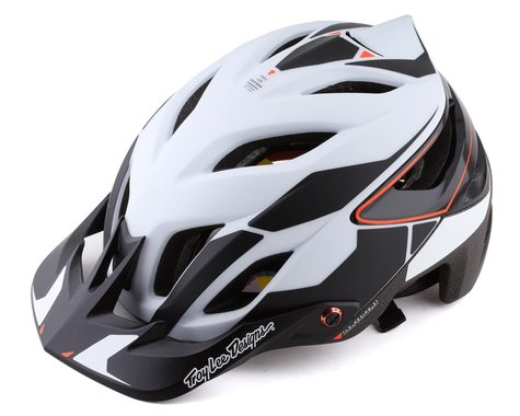 Troy Lee Designs A3 MIPS Helmet (Proto White) (XL/XXL)
