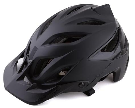 Troy Lee Designs A3 MIPS Helmet (Uno Black) (XL/XXL)