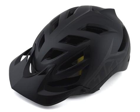 Troy Lee Designs A1 MTB MIPS Helmet (Classic Black) (S)