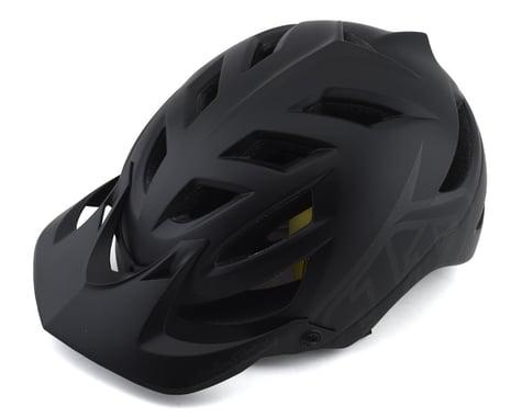Troy Lee Designs A1 MTB MIPS Helmet (Classic Black) (XL/XXL)