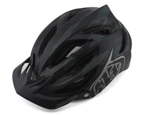 Troy Lee Designs A2 MIPS Helmet (Camo Green) (S)