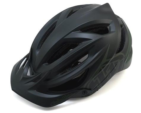 Troy Lee Designs A2 Decoy MIPS Helmet (Grey/Flight Green)