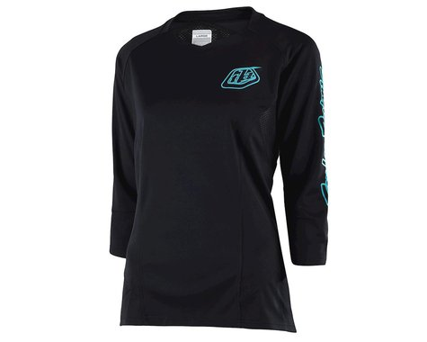Troy Lee Designs Women's Ruckus Jersey (Black) (XL)