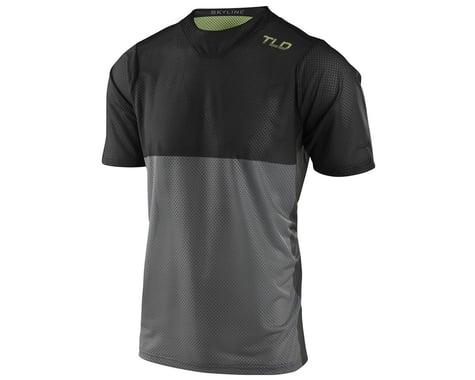 Troy Lee Designs Skyline Air Short Sleeve Jersey (Breaks Carbon) (XL)