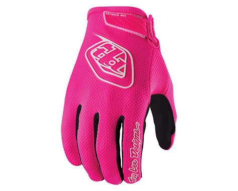 Troy Lee Designs Air Gloves (Flo Pink) (2XL)