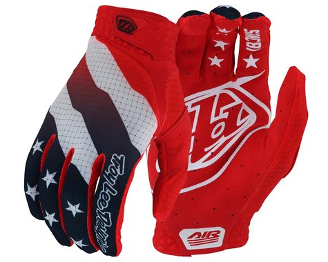 Troy Lee Designs Air Gloves (Stripes & Stars) (XL)