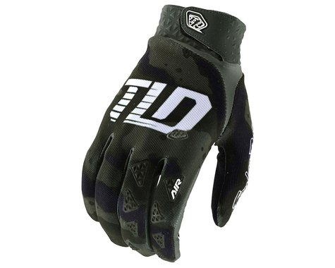 Troy Lee Designs Air Glove (Camo Green/Black) (M)