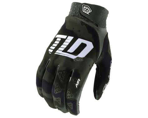 Troy Lee Designs Air Glove (Camo Green/Black) (XL)