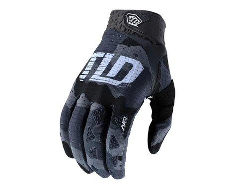 Troy Lee Designs Air Gloves (Camo Grey) (XL)