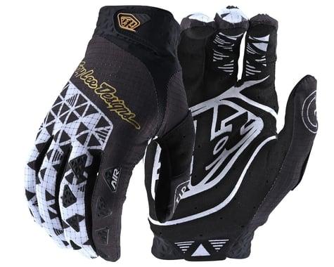 Troy Lee Designs Air Gloves (Wedge White/Black) (L)