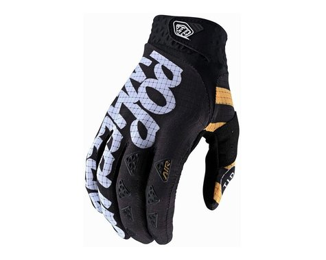 Troy Lee Designs Air Gloves (Pop Wheelies Black) (XL)