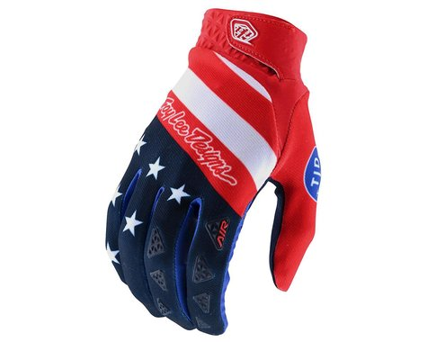 Troy Lee Designs Air Gloves (Stars & Stripes) (S)