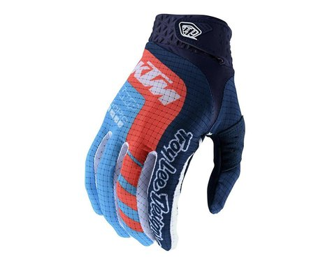 Troy Lee Designs Air Gloves (TLD/KTM Navy/Ocean) (L)