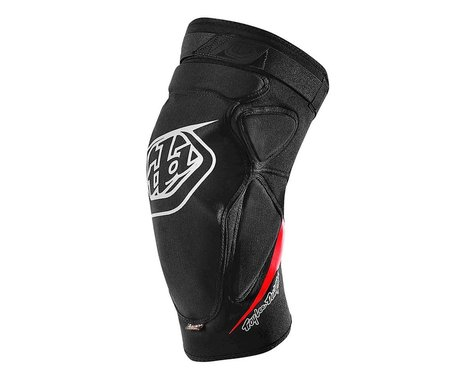 Troy Lee Designs Raid Knee Guard (Black) (XS/S)
