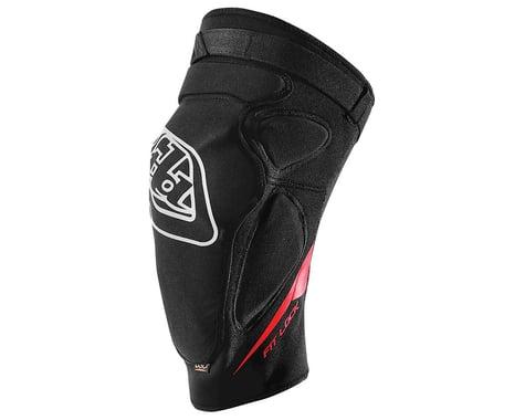 Troy Lee Designs Raid Knee Guard (Black) (XL/XXL)