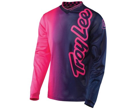 Troy Lee Designs GP Air 50/50 Jersey (Pink/Navy) (XL)