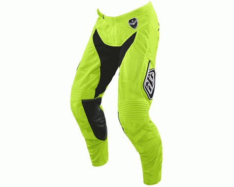 Troy Lee Designs 2016 SE Air Starburst Pants (Flo Yellow/Black) (30)