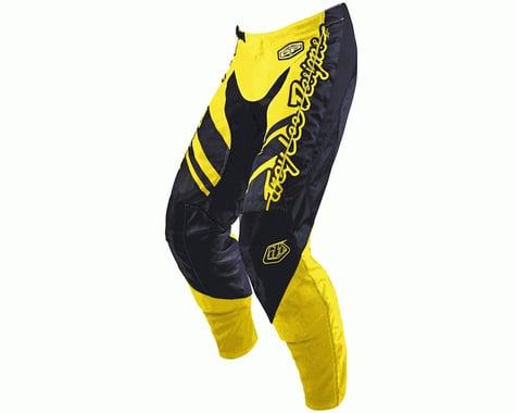 Troy Lee Designs 2016 GP Air Flexion Pants (Yellow/Black) (30)