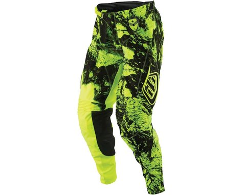 Troy Lee Designs 2017 SE Gravity Pants (Flo Yellow)