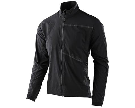Troy Lee Designs Shuttle Jacket (Black) (XL)