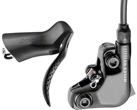 TRP Hylex RS Hydraulic Disc Brake and Lever (Black) (Rear) (Flat Mount)