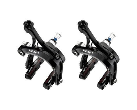 TRP R879 Dual Pivot Road Caliper Brake Set, Black
