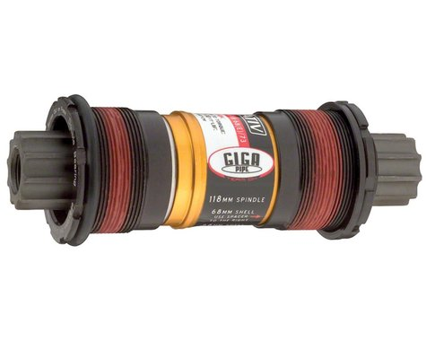 Truvativ Giga Pipe Team DH ISIS Bottom Bracket (Black) (BSA) (113mm)