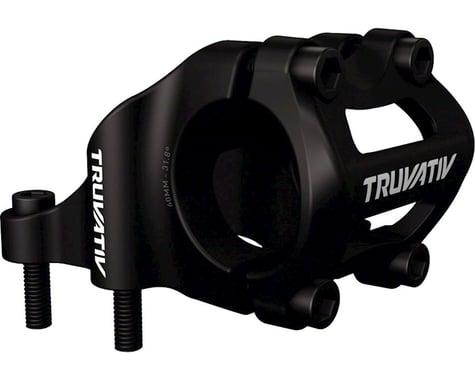 Truvativ Holzfeller Stem 4-bolt Direct Mount (Black) (+/-0°) (0 Rise) (31.8mm)