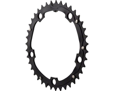 Truvativ SRAM Triple Alloy Ring (Black) (130mm BCD) (39T)