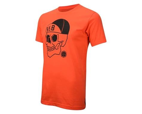 Twin Six Two Wheels For Life T-Shirt (Orange)