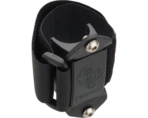 Two Fish Quick Cage Adapter (Black)
